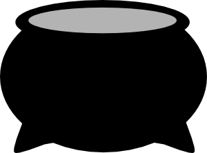 Cauldron clipart cooking, Cauldron cooking Transparent FREE.