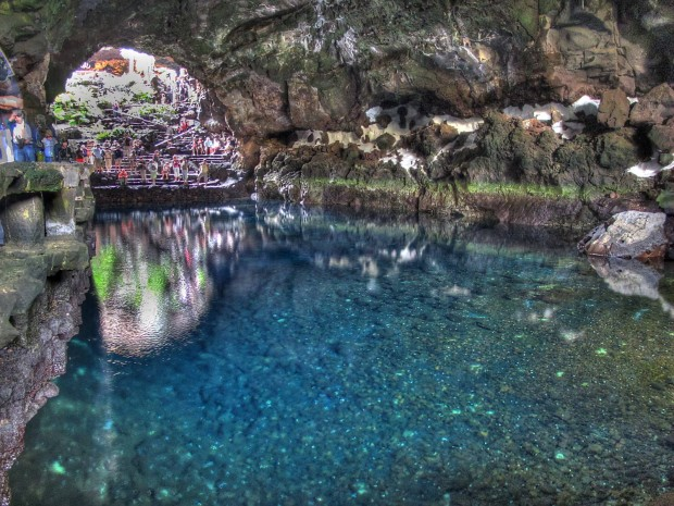 Jameos del Agua, Canary Islands.