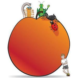 James and the giant peach clipart 5 » Clipart Portal.