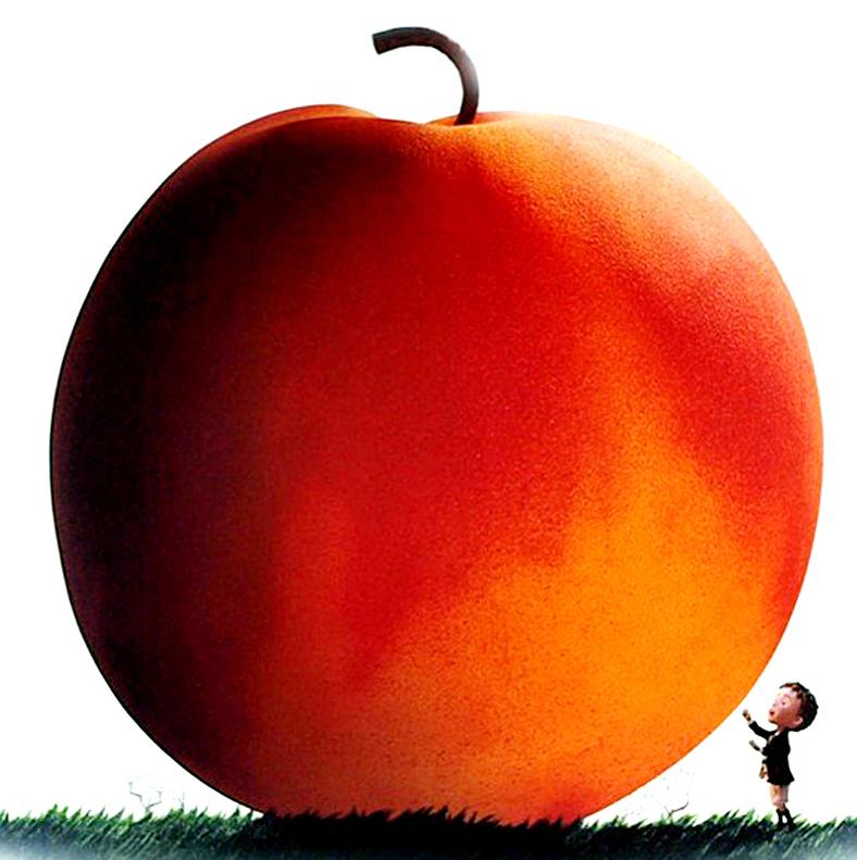Giant Peach.