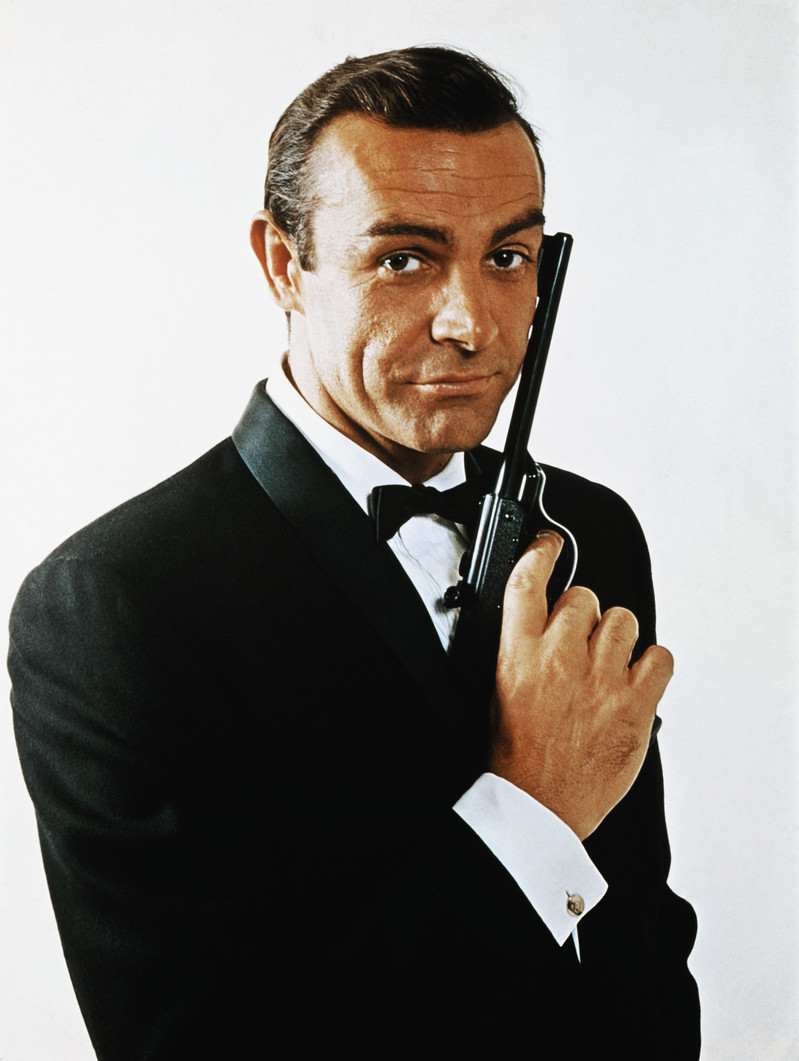 Which James Bond Are You?.