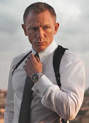 James Bond can't be gay or female any more than I can play Lassie.