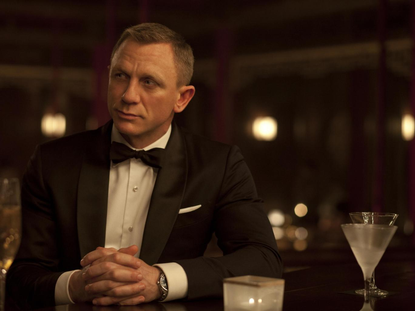 Daniel Craig reportedly 'quits James Bond franchise for Purity TV.