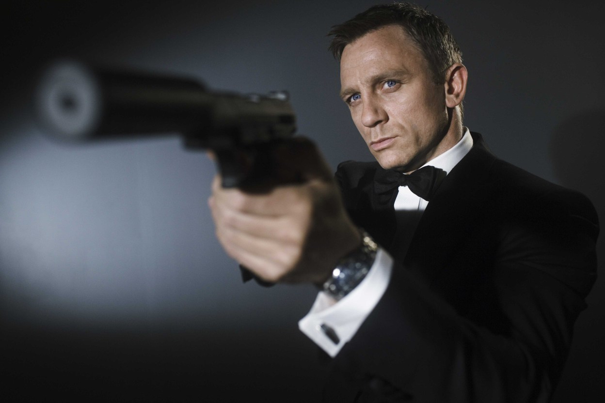An Inquiry Into The Future Of James Bond, The Greatest Action Hero.