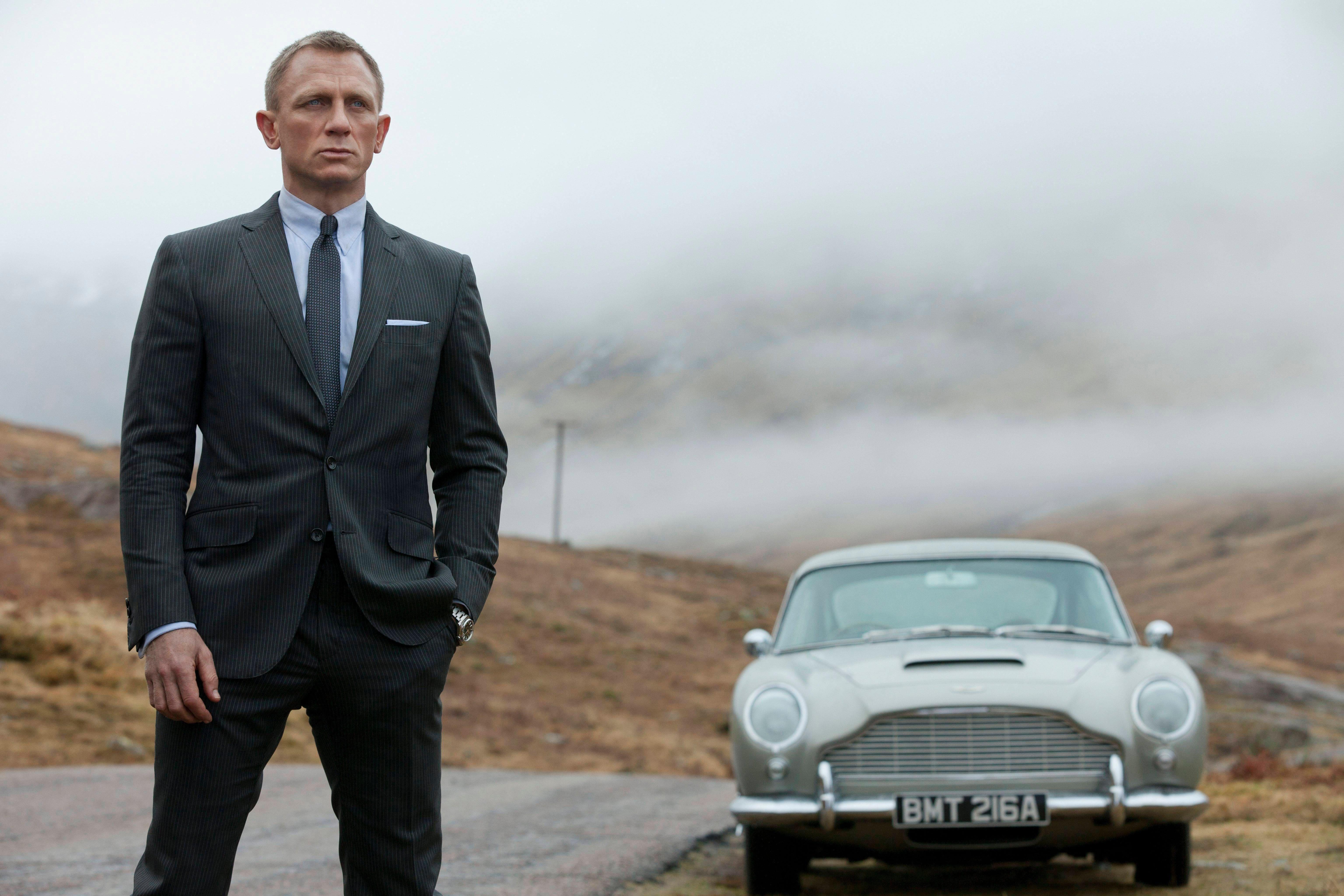 Which Bond Said That Line? A 007 Trivia!.