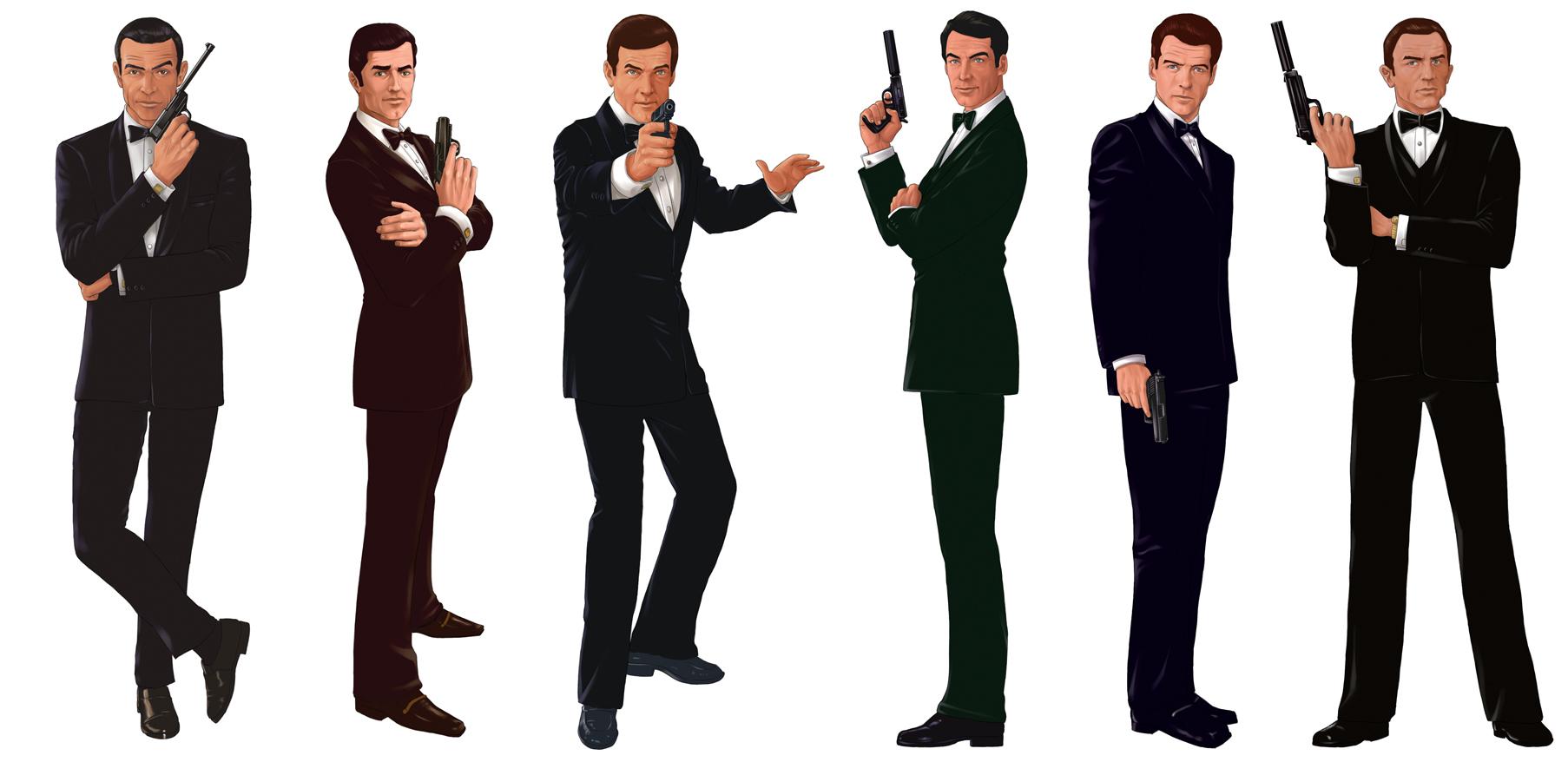 007 james bond clipart.