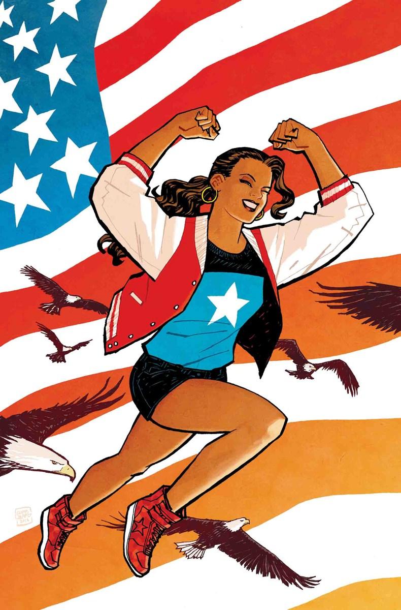 America Vol 1 1.