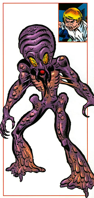 Hybrid (James Marks, Dire Wraith).