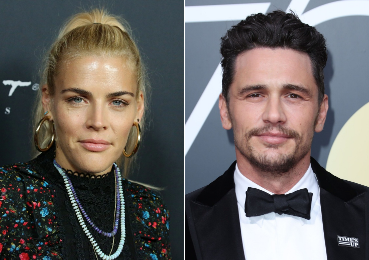 Busy Philipps Says James Franco Physically Assaulted Her.