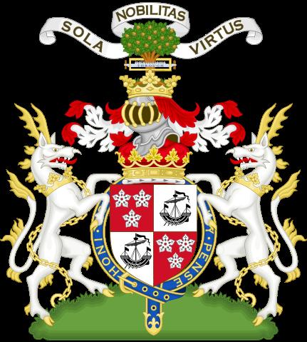 File:Arms of James Hamilton, 5th Duke of Abercorn.svg.