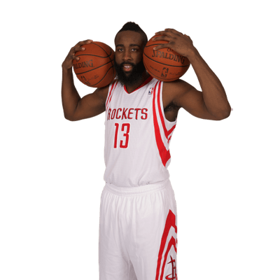 James Harden transparent PNG images.