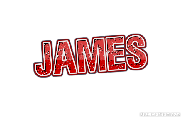 James Logo.