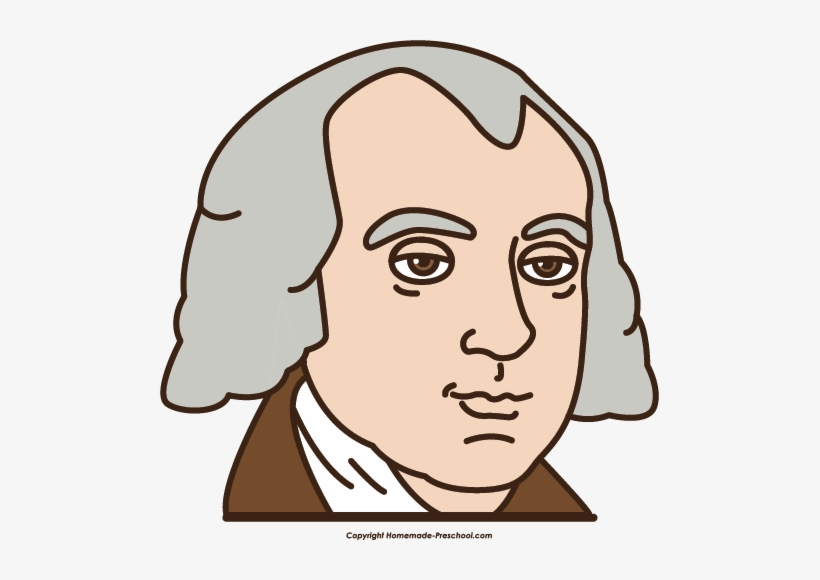 28 Collection Of James Madison Clipart.