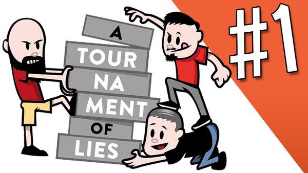A Tournament of Lies Podcast Thread: #buildingthelist with Danny O.
