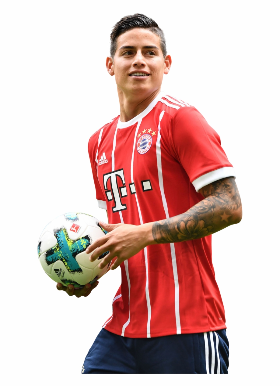 James Rodriguez Png.