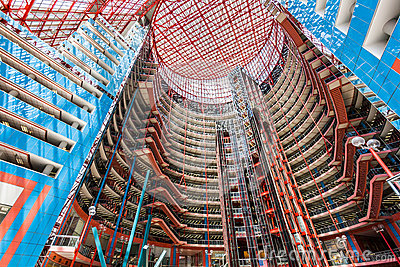 James R Thompson Center Chicago Stock Photos, Images, & Pictures.