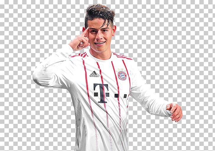 FIFA 18 James Rodríguez FC Bayern Munich Colombia national.