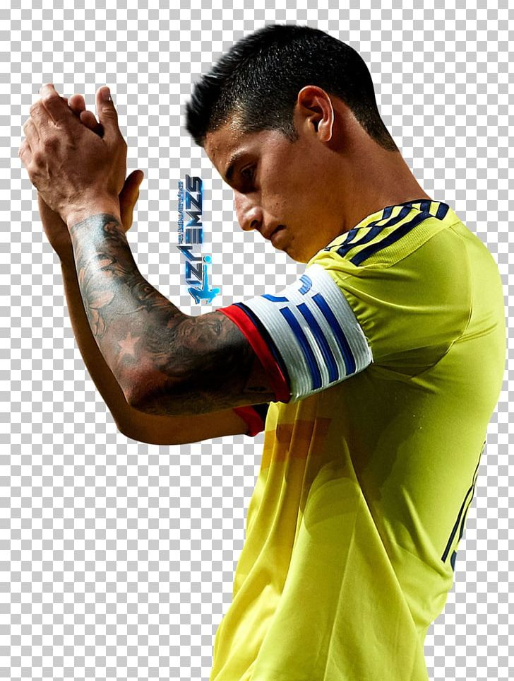 James Rodríguez Colombia National Football Team PNG, Clipart.