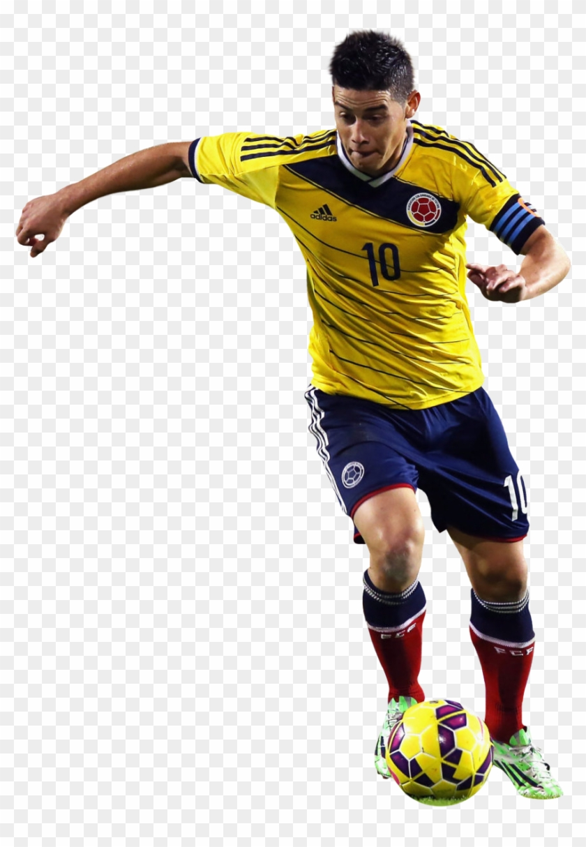 James Rodriguez En Png , Png Download.