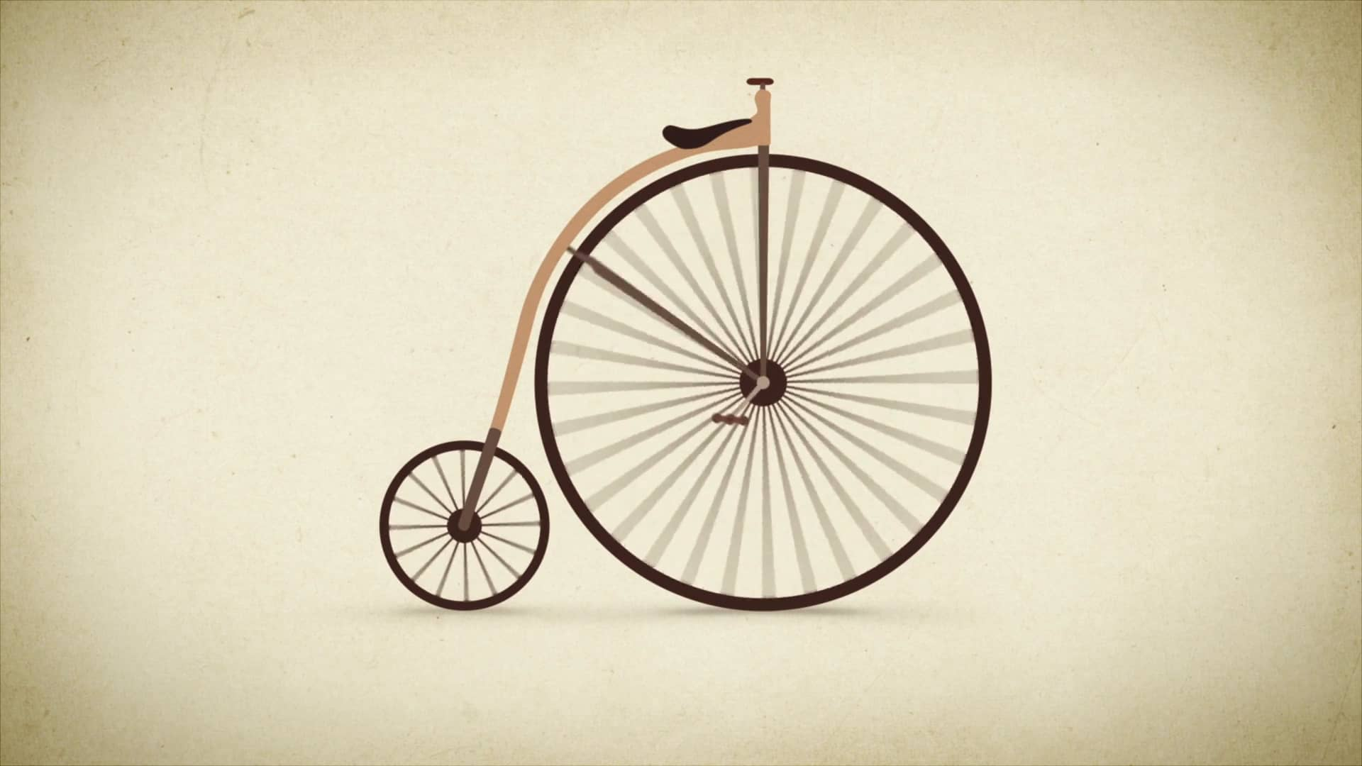 Evolution of the Bicycle on Vimeo.