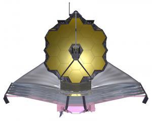 James Webb Space Telescope Clip Art Download.
