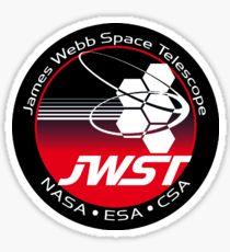 James Webb Space Telescope: Stickers.