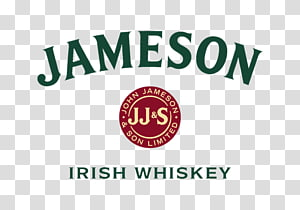 Jameson Irish Whiskey transparent background PNG cliparts.