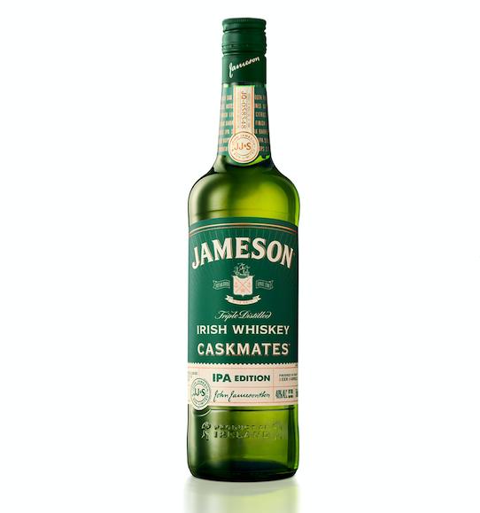 Jameson Caskmates IPA Edition.