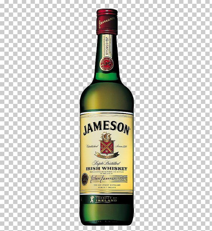 Jameson Irish Whiskey Single Pot Still Whiskey Liquor PNG.