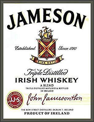 Amazon.com: Jameson Irish whiskey shabby chic vintage style.