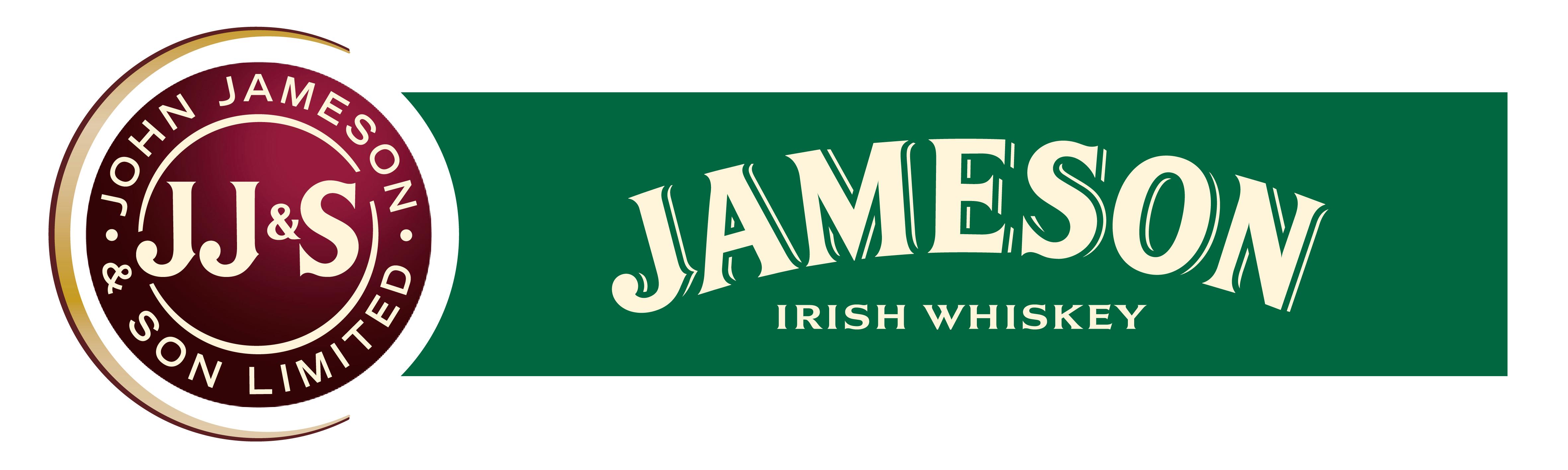 Jameson irish whiskey Logos.