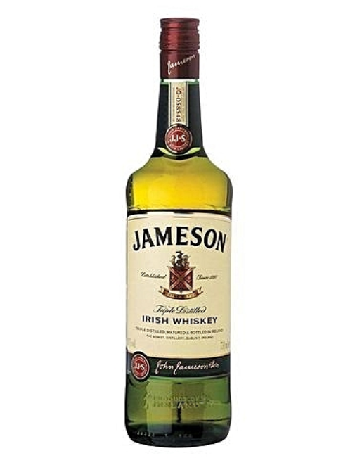 JAMESON Whiskey.