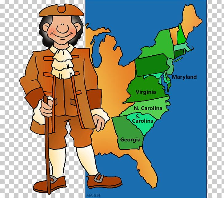 Jamestown Colony Of Virginia Province Of Maryland Southern United.