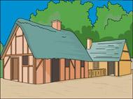 Jamestown Settlement » Clipart Station.