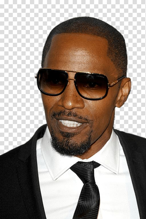 Jamie Fox, Jamie Foxx Sunglasses transparent background PNG.