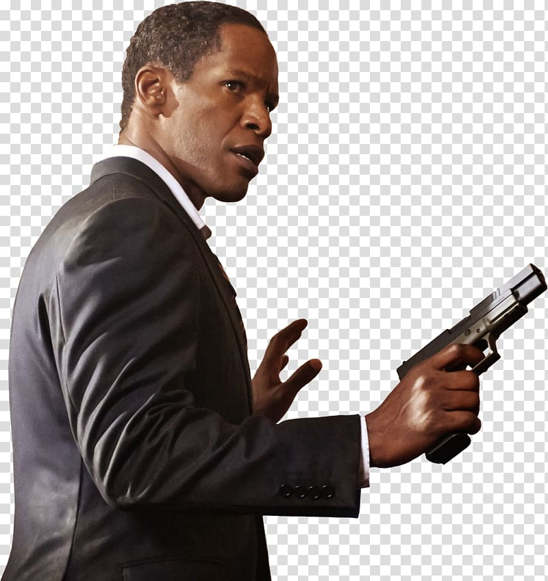 White House Down Jamie Foxx President James Sawyer Film.