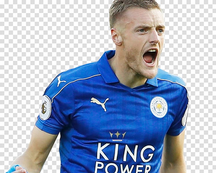 Jamie Vardy Leicester City F.C. Football player England.