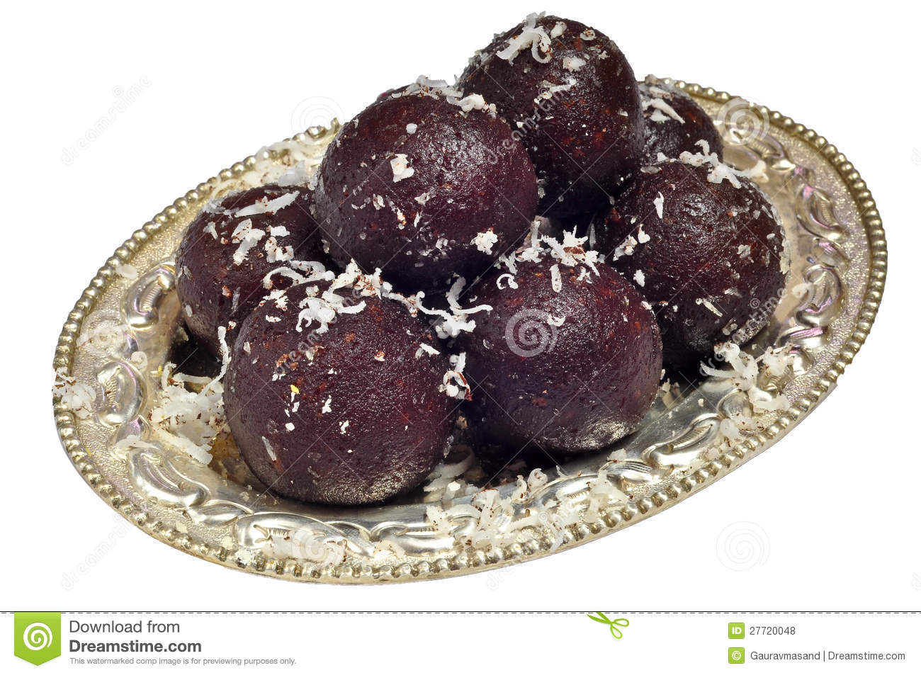 Indian Sweets Gulab Jamun Stock Photos, Images, & Pictures.