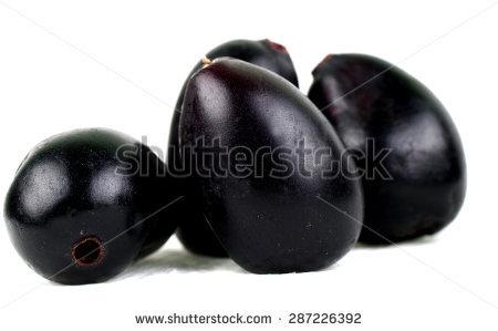 Syzygium Cumini Stock Photos, Royalty.
