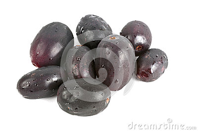 Jamun Stock Photo.