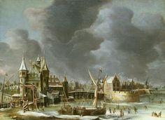 Jan Abrahamszoon Beerstraten (1622.
