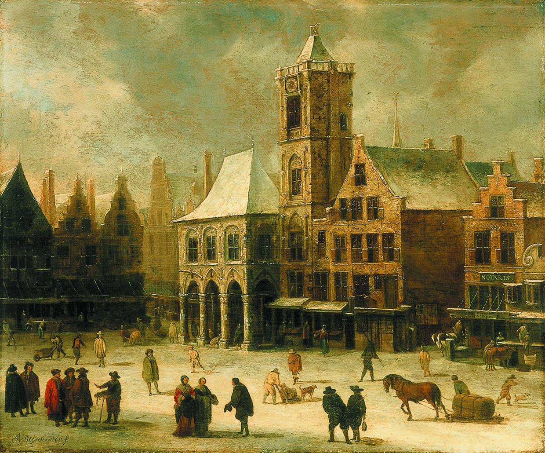 Jan Abrahamsz van Beerstraten.