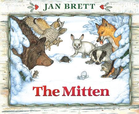 The Mitten by Jan Brett.