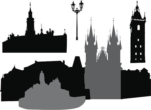 Jan Hus Monument Clip Art, Vector Images & Illustrations.