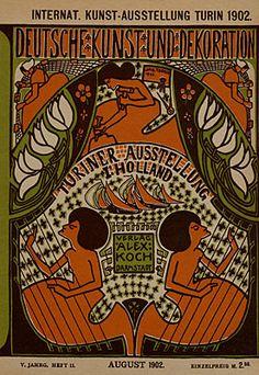 Cover for 'A Dream' by Henri Borel.