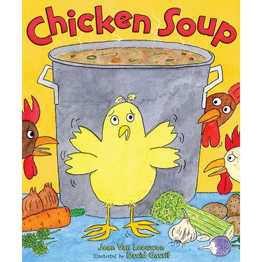 Chicken Soup by Jean Van Leeuwen — Reviews, Discussion, Bookclubs.