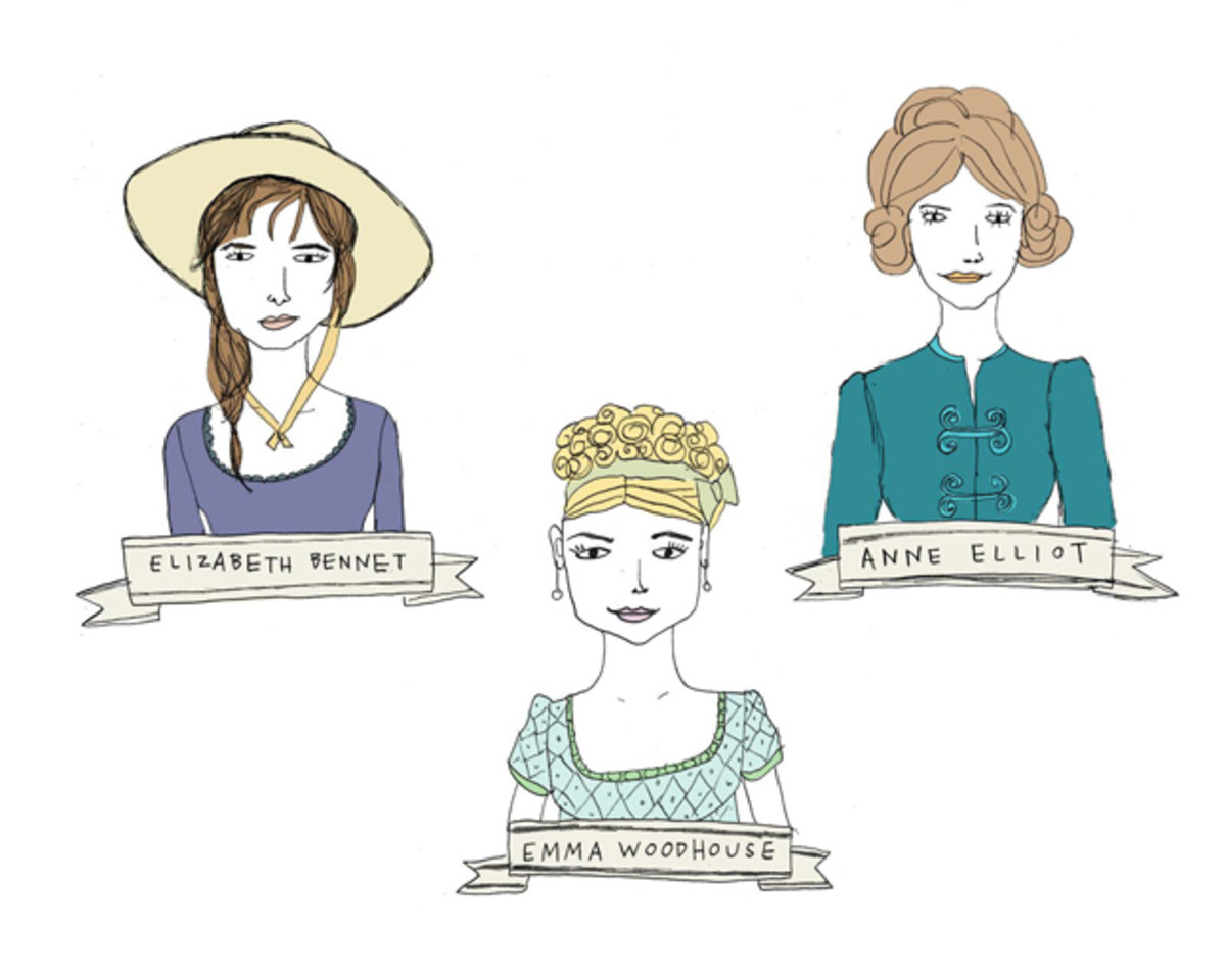 What Jane Austen Taught Me About Being a Strong Woman.