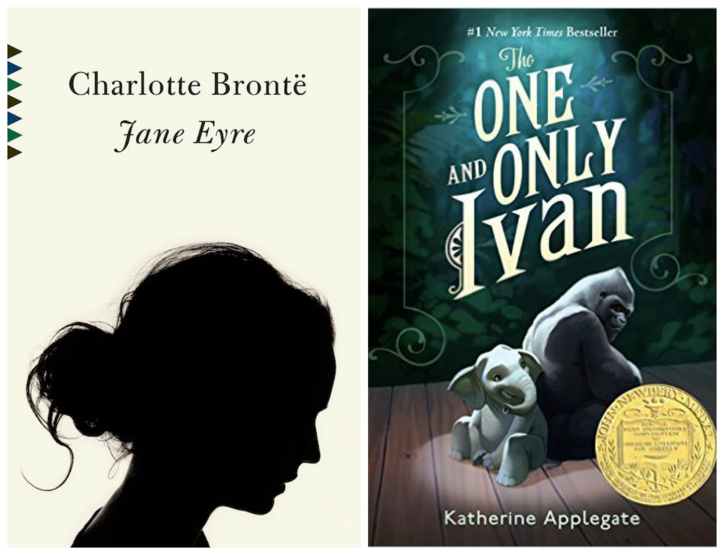 Jane Eyre and Ivan Would Make Great Friends.
