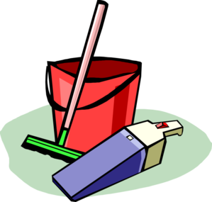 Free Janitorial Clipart.