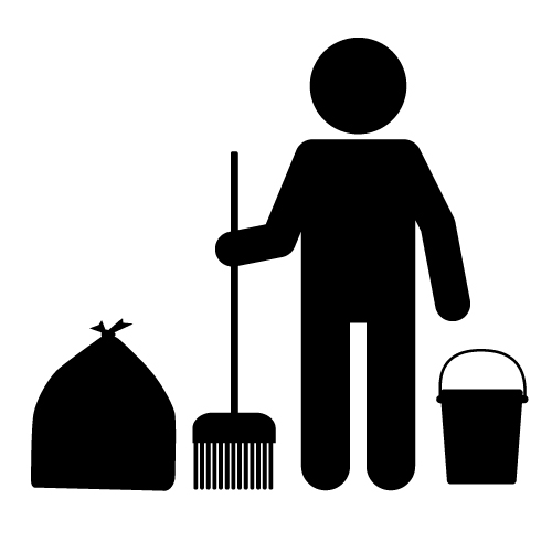 Janitorial Clipart Images.
